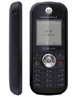 Motorola W170