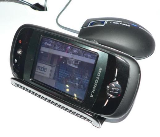 DVB-H телефон Motorola