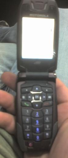 Motorola iDEN i880