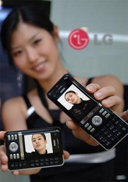 слайдеры LG-SGH100 и LG-KH1000
