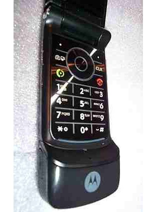 Motorola Canary/KRZR
