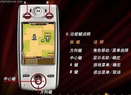 Motorola e680g – телефон для онлайн-игр