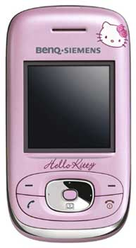 BenQ Siemens AL26 Hello Kitty
