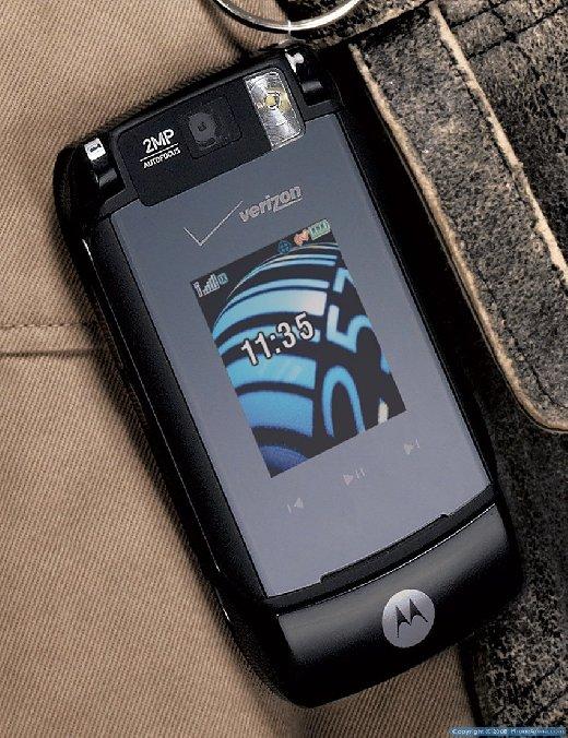 Motorola MAXX CDMA