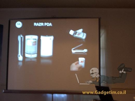 Motorola RAZR возродится в форме смартфона