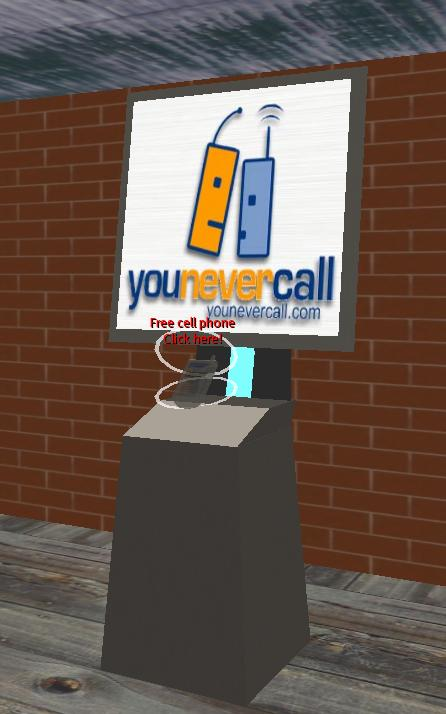 YouNeverCall