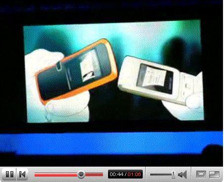 Мобильники будущего от Nokia млеют от касания друг с другом