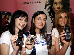 phones Samsung