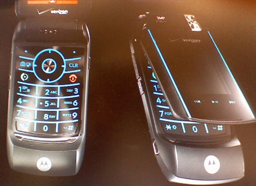 Motorola Maxx VE
