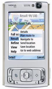 Мобильный телефон заменит компас