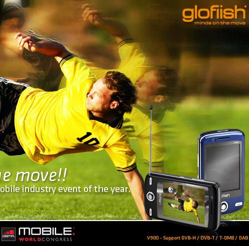Glofiish V900