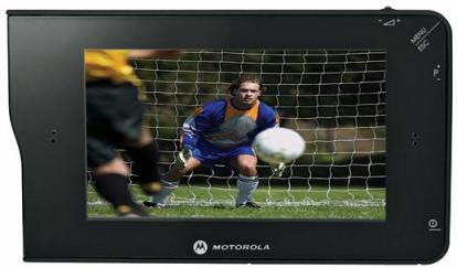 Motorola анонсировала устройство на Linux с поддержкой DVB-H