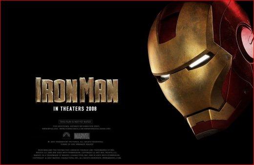 """""""Железный человек"""" (Iron Man)"""