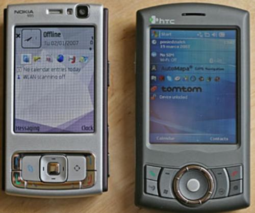 Microsoft договаривается с Nokia о создании устройств на Windows Mobile