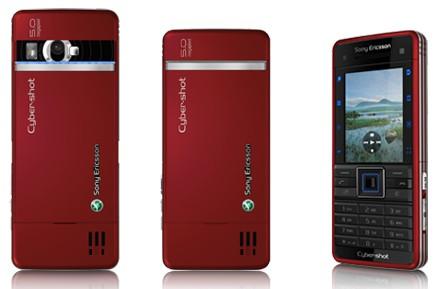 Sony Ericsson K820i