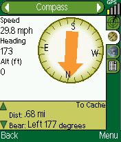 Geocache Navigator