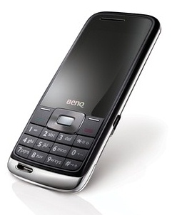 T60 – новый супер тонкий телефон от BenQ