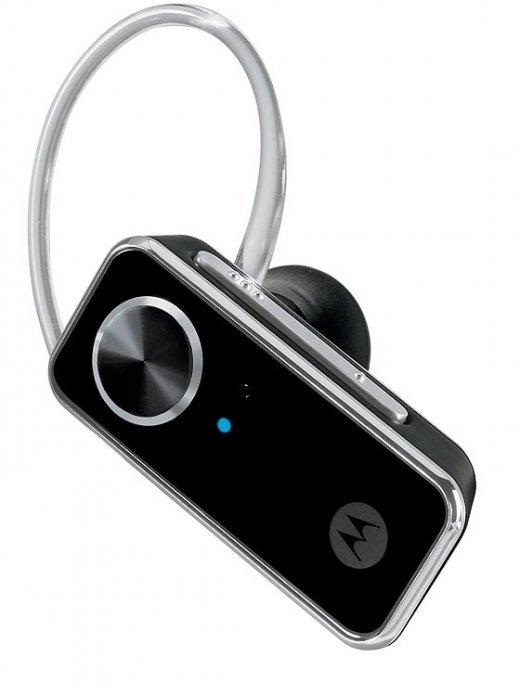 H690 – комфортная Bluetooth-гарнитура от Motorola