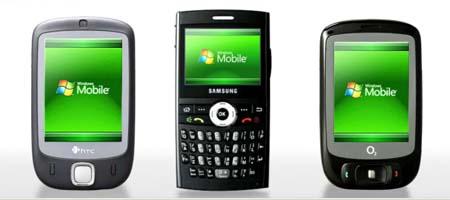 Microsoft Windows Mobile 6.1