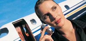 Конгресс запретит использование мобильников в самолётах