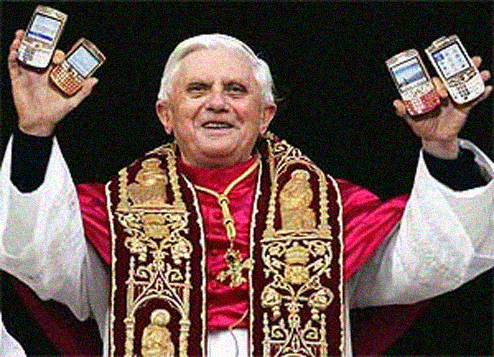 Ватикан приобрёл компанию Palm за 800 миллионов долларов США