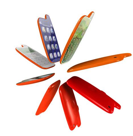 Что выйдет, если смешать iPhone и Palm Treo