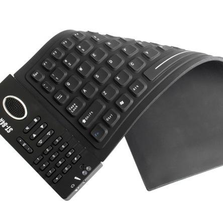 Гибкая клавиатура для Интернет-телефонии