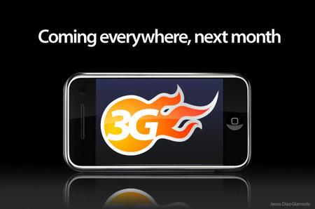 Дата появления iPhone 3G определена!