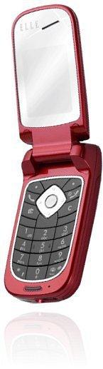<i>Alcatel</i> Elle Glamphone N1
