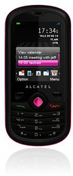 <i>Alcatel</i> One Touch 606