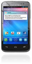 <i>Alcatel</i> One Touch M