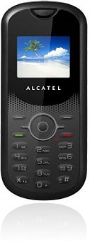 <i>Alcatel</i> OneTouch 106