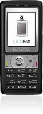 <i>Alcatel</i> OneTouch C550