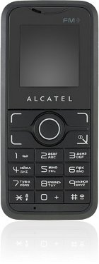 <i>Alcatel</i> OneTouch S211
