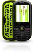 <i>Alcatel</i> OT-606 One Touch CHAT