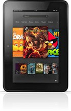 <i>Amazon</i> Kindle Fire HD