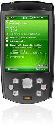 <i>HTC</i> P6500 (Sirius)