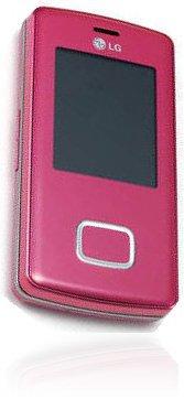 <i>LG</i> Chocolate KG800 Pink