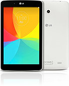 <i>LG</i> G Pad 8.0 LTE