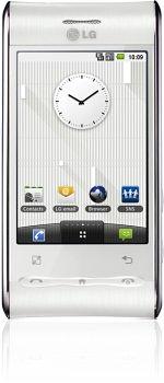 <i>LG</i> GT540 Optimus