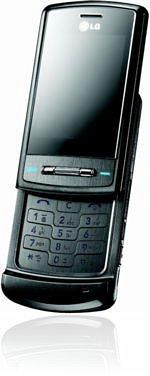 <i>LG</i> KE970 Shine Titanium Black