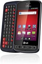 <i>LG</i> Optimus Slider