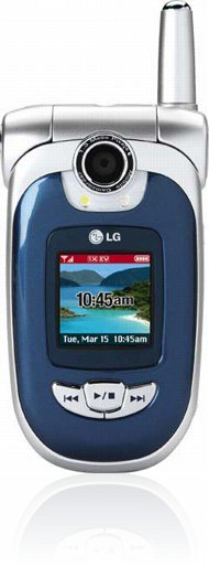 <i>LG</i> VX8100