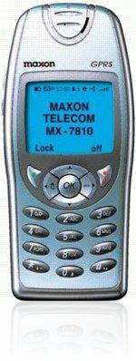 <i>Maxon</i> MX7810