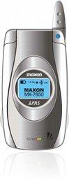 <i>Maxon</i> MX-7850