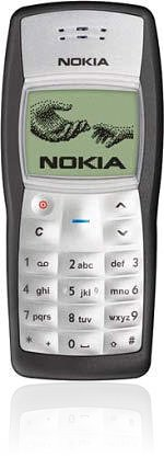 <i>Nokia</i> 1108