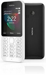 <i>Nokia</i> 222 Dual SIM