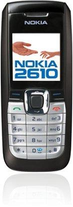 <i>Nokia</i> 2610