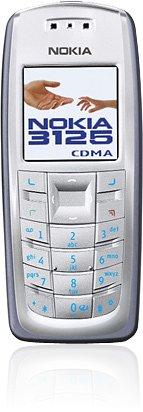 <i>Nokia</i> 3125