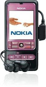 <i>Nokia</i> 3250 Pink Edition